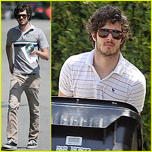 Adam Brody's Next Acting Role