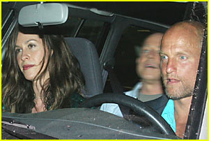 Alanis Morissette and... Woody Harrelson?