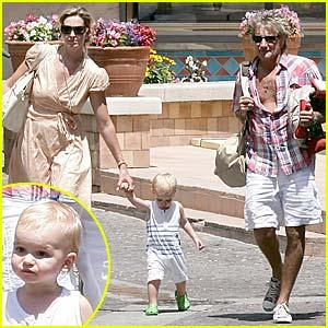 Rod Stewart's Family Fun Day
