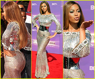 Beyonce @ BET Awards 2007