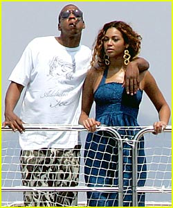 Beyonce & Jay-Z's Pleasure Cruise