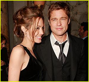 Brad & Angelina -