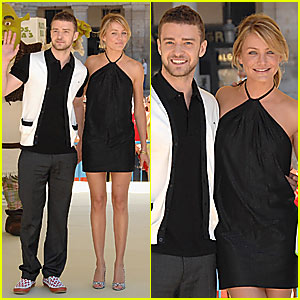 Is cameron diaz dating justin timberlake again