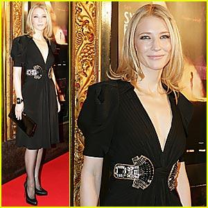 Cate Blanchett @ Sydney Film Festival 2007
