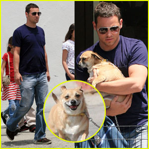 Justin Chambers Buys a Dog