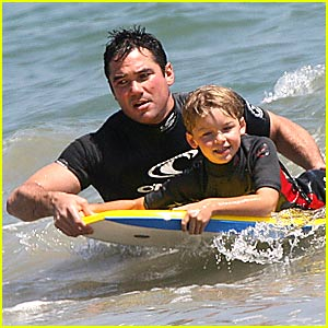 Christopher Cain: Superman's Son Rides the Surf