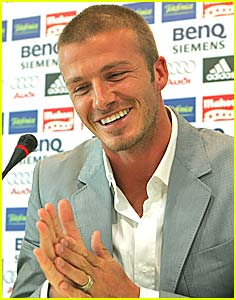 David Beckham's Final Press Conference