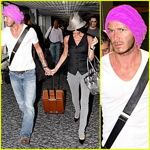 How Many Beckhams Does it Take to Roll a Suitcase?