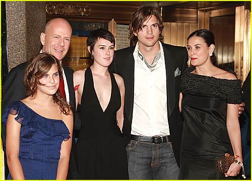 Demi & Ashton's Odd Family Dynamic