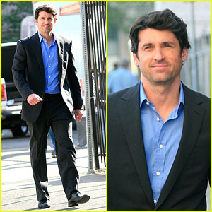 Patrick Dempsey is Made for Honor