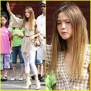 Devon aoki pussy pic can not