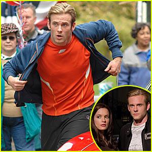 Eric Johnson is Flash Gordon
