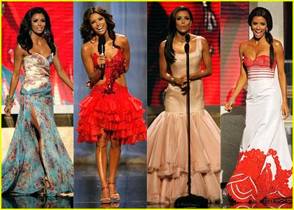Eva Longoria: Which Dress Was Best?