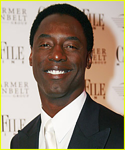 Isaiah Washington -- FIRED!
