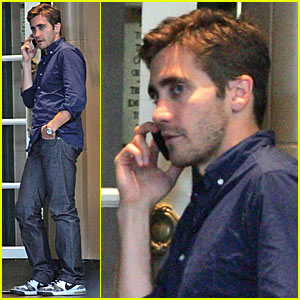 Jake Gyllenhaal: International Man of Mystery