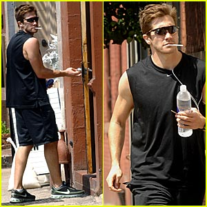 Jake Gyllenhaal: Sleeveless in the City