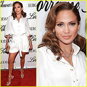 Jennifer Lopez's Monkey Business