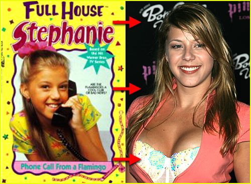 Jodie Sweetin Really Has a Full House