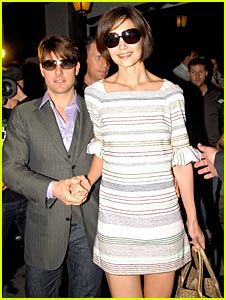 Katie Holmes is Pregnant Again!