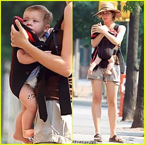 Maggie Shields Baby Ramona