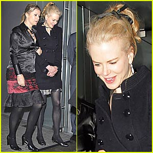 Nicole Kidman's 40th Birthday Bash