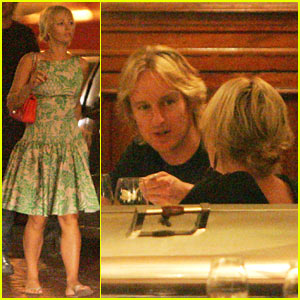 Owen Wilson Has Two New Blondes in His Pocket
