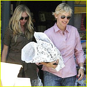 Ellen DeGeneres has a Bookstore Bash