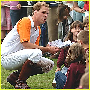 Prince William's Charity Polo Match