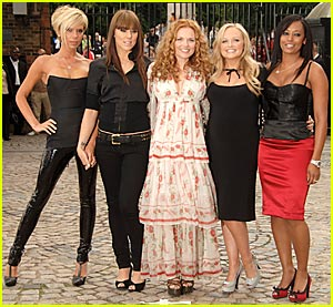 Spice Girls Reunion 2007