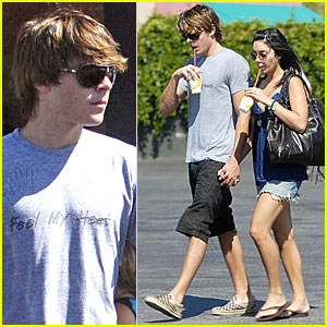 Zanessa Grab Summer Smoothies
