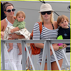 Britney Spears @ Marina Del Ray