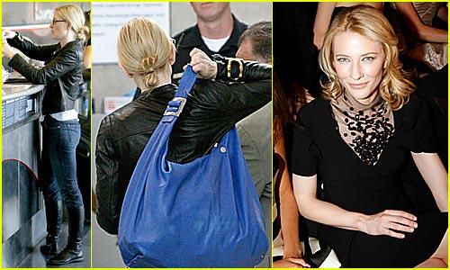 Cate Blanchett @ Armani Prive Show 2007