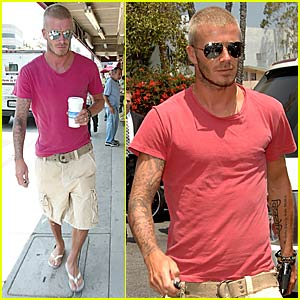 Coffee Bean: David Beckham's Java Chain of Choice