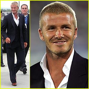 David Beckham Presents Youth Cup