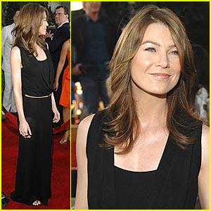 Ellen Pompeo @ 'Bourne Ultimatum' Premiere