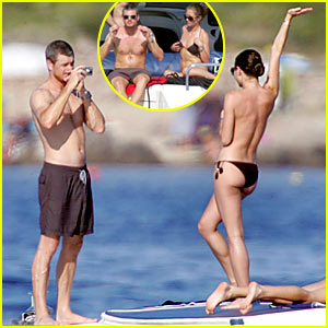 Eric Dane's Vacation Pictures -- Part III