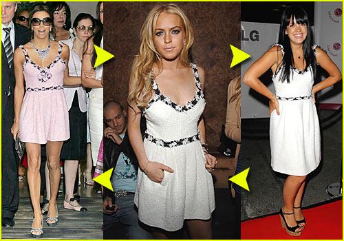 Fashion Faceoff: Chanel Dress