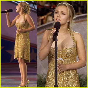 Hayden Panettiere @ Capitol Fourth