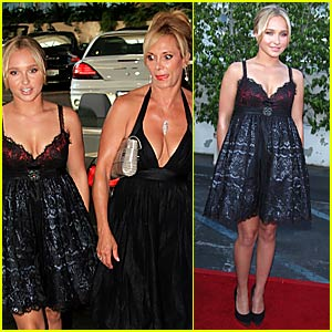 Hayden Panettiere @ NBC All-Star Party