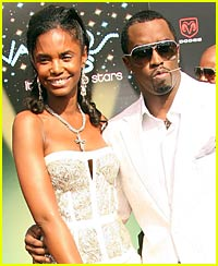 Diddy & Kim Porter Split -- It's Official