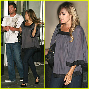 Lauren Conrad & Jason Wahler Reunite