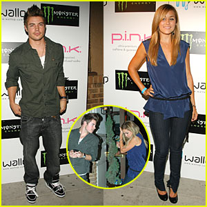 Lauren Conrad & Josh Henderson -- New Couple?