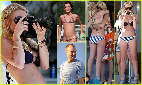 Are Lindsay lohan bikini ass consider, that