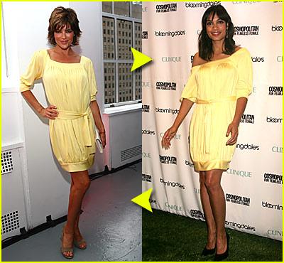 Fashion Faceoff: Shoshanna Dress
