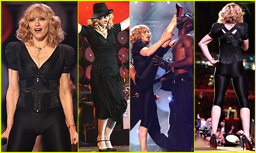 Madonna @ Live Earth