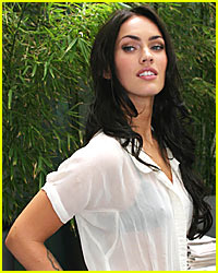 Megan Fox's Sheer Moment