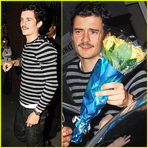 Orlando Bloom Looks Hot Again... Sorta