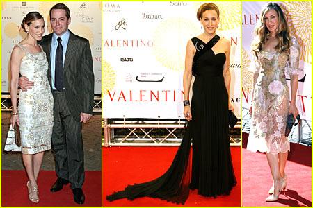Sarah Jessica Parker @ Valentino Gala