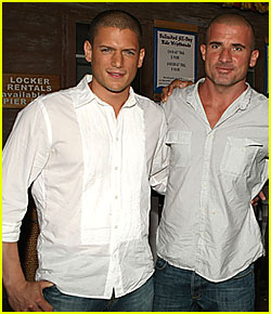 Wentworth Miller @ TCA Party 2007