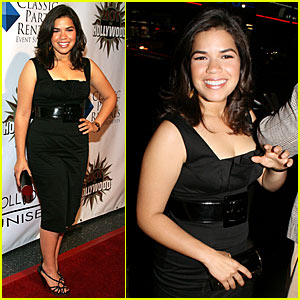America Ferrera is Hot Hollywood